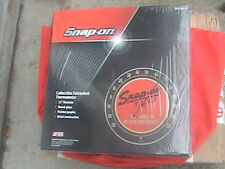 "Snap on collectible 12"" fahrenheit thermometer SSX15P117"