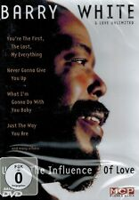 DVD NEU/OVP - Barry White - Under The Influence Of Love