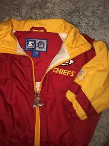 Vintage Kansas City Cheifs Starter Jacket 18M