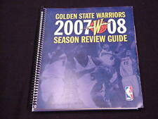 2007-08 Golden State Warriors NBA Basketball Season Review Guide