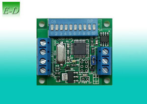 DMX to SPI RGB RGBW pix combination for WS2811 - WS2815 SK6812 GS8208
