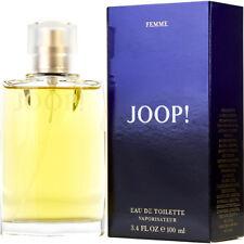 JOOP FEMME 100ml EAU DE TOILETTE SPRAY FOR WOMEN BY JOOP! ------ NEW EDT PERFUME