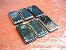 Junk Drawer:Lot of 6 phones:Kyocera,Lg,Sanyo,Z te *Untested* Parts & Repair