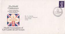GB 1975 World asscn de Girl Guides & Scouts 22nd mundo Conf. MBC