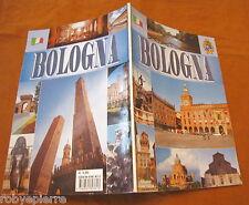 Bologna edizioni Kina Italia guida turistica illustrata a colori 31 pag. grande