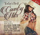 CD Best Country Hits Of Today von Various Artists 3CDs