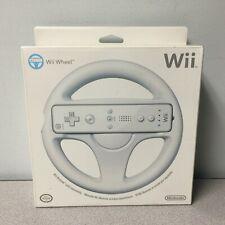 Nintendo Wii Wheel New/Sealed OEM Official Genuine