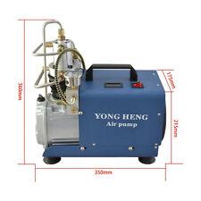 30MPa Elektrische Air Compressor Pump Hochdruck  System Rifle 220V PCP
