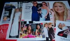 Mary-Kate & Ashley Olsen Twins 25 pc German Clippings Full Pages