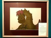 "ELLIOT ""PETE'S DRAGON"" 1977 DISNEY ANIMATED FILM HAND PAINTED PRODUCTION CEL"