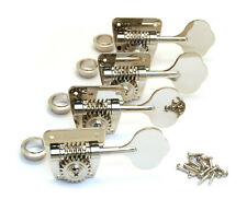 (4) Gotoh FB3 Nickel Vintage Bass Tuners for 70s Fender P/Jazz® TK-0882-001