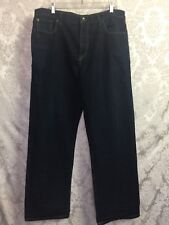 Sean John Mens Jeans Wide Leg Baggy Loose Relaxed Fit Sz 36