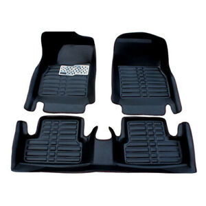 2014 GGBAILEY D60090-S1A-BLK/_BR Custom Fit Car Mats for 2013 2016 2017 Honda Accord Coupe Black with Red Edging Driver Passenger /& Rear Floor 2015