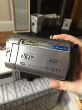 JVC Everio Camcorder GZMG330 Hard Drive 30GB With Bag