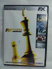 FX CHESS Plus, juego de PC en Español