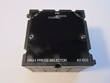 Johnson Controls Newmatic Technology NT-602 High Pressure Selector MORE LISTED