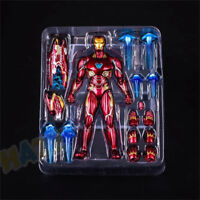 S.H. Figuarts Avengers Infinity War Iron Man MK50 Action Figure Bracket Toys