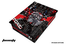 Skin Decal Wrap for RANE Sixty-One DJ Mixer CD Pro Audio Parts DJM CDJ TOXICITY