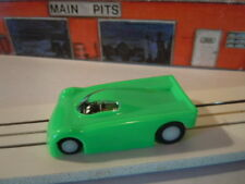 Neo Traction Magnet Fluorescent Green Storm Extreme made in USA Slot Car