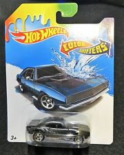 2017 Hot Wheels  Color Shifter  '67 Camaro  HTF