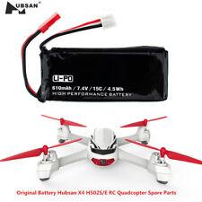 Original Hubsan X4  H502S H502E RC Quadcopter 7.4V (2S) 610mAh Li-Po Battery USA