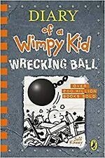 NEW Diary Of A Wimpy Kid Wrecking Ball Book 14 Diary Of A Wimpy Kid 14 UK STOCK