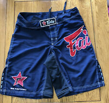 Men's Fairtex MMA Board Shorts Muay Thai L