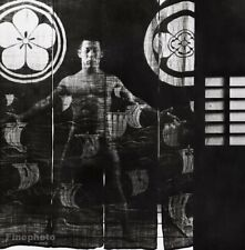 1960's Vintage SURREAL MALE NUDE Japan Asian Muscle Physique 11x14 TAMOTSU YATO