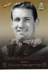 Graeme Langlands NRL & Rugby League Trading Cards