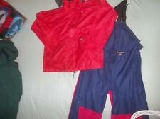 Norrona Ultralight Gore-tex Parka Jacket & Berghaus Guide Pant Bib AWESOME LARGE