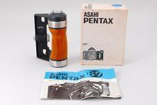 [Near Mint++] Asahi Pentax 6X7 Grip for 6X7 67 II w/ Box from Japan #5556
