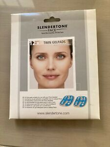 SLENDERTONE FACE PADS 12X TWIN PACK NEW