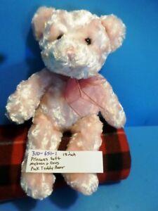 Princess Soft by Melissa and Doug Pink Teddy Bear plush(310-651-1)