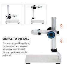 Aluminum Alloy Adjustable Microscope Stand Holder For Usb Digital Microscope Usa