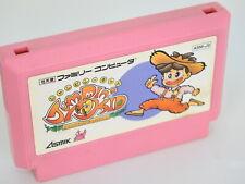 Famicom JUMPIN KID Cartridge Only NINTENDO fc