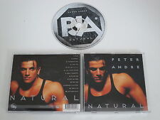 PETER ANDRÉ/NATUREL(MUSHROOM RECORDS SONY/BMG DZ005) CD ALBUM
