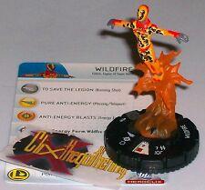 WILDFIRE #039 #39 Superman DC HeroClix Rare