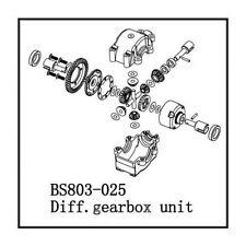 UP-GRADED DIFFERENTIAL REDCAT AFTERSHOCK BACKDRAFT SHREDDER CALDERA BS803-025A