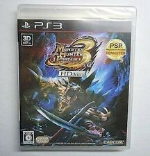 Used PS3 Monster Hunter Portable 3rd HD Ver Import Japan