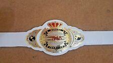 TNA womens Wrestling championship belt.adult size belt