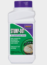 Bonide STUMP OUT 1 lb. Granules Tree Root Decomposition Accelerater DIY REMOVAL