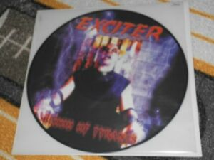 """EXCITER """"BLOOD OF TYRANTS""""rare limit.org.PIC-LP"""