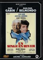 UN SINGE EN HIVER Jean Gabin Jean Paul Belmondo  DVD  René Chateau