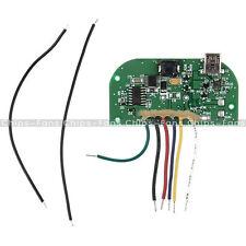 Cargador solar de 5V Receptor Módulo Solar Controlador Módulo de Batería de litio 3.7V