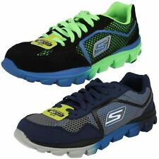 Chaussures noirs Skechers pour garçon de 2 à 16 ans