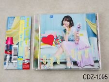 Iida Riho (Rin CV) rippi-rippi Music Album CD Japan Import US Seller