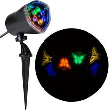 Butterfly Light Show Projection-Whirl-a-Motion Light Stake New
