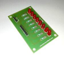 BMES 8 Digital LED Output Array C/A for Arduino,Raspberry Pi,AVR Training