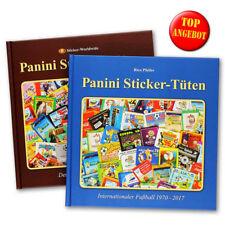 Panini Sticker Tüten Katalog / Band 1 und 2