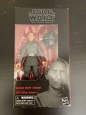 """Star Wars The Black Series Grand Moff Tarkin 6""""  #63 Hasbro NEW"""